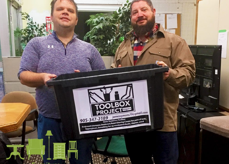 Toolbox Niagara to Spread Cheer throughout the Niagara Region