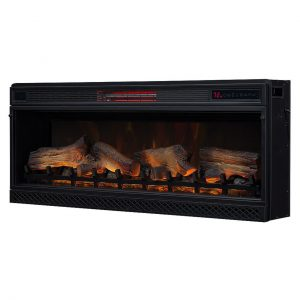 ClassicFlame 42-In 3D Spectrafire Plus Infrared Electric Fireplace Insert - 42II042FGT